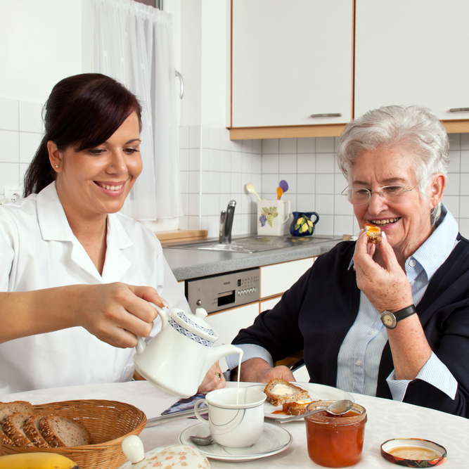 Aging at Home Care for Aging Parents and Grandparents in Indiana